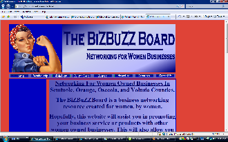 bizbuzzboard.com Networking For Womens Businesses